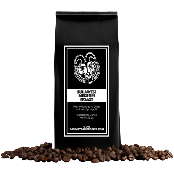 sulawesi medium roast