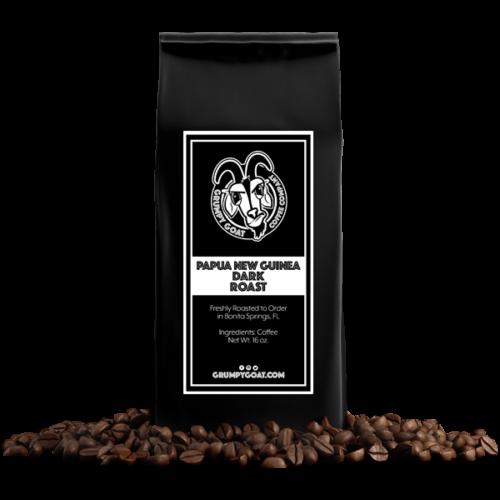 Papa New Guinea Coffee