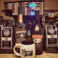 Grumpy Goat Irish Coffee Recipe
