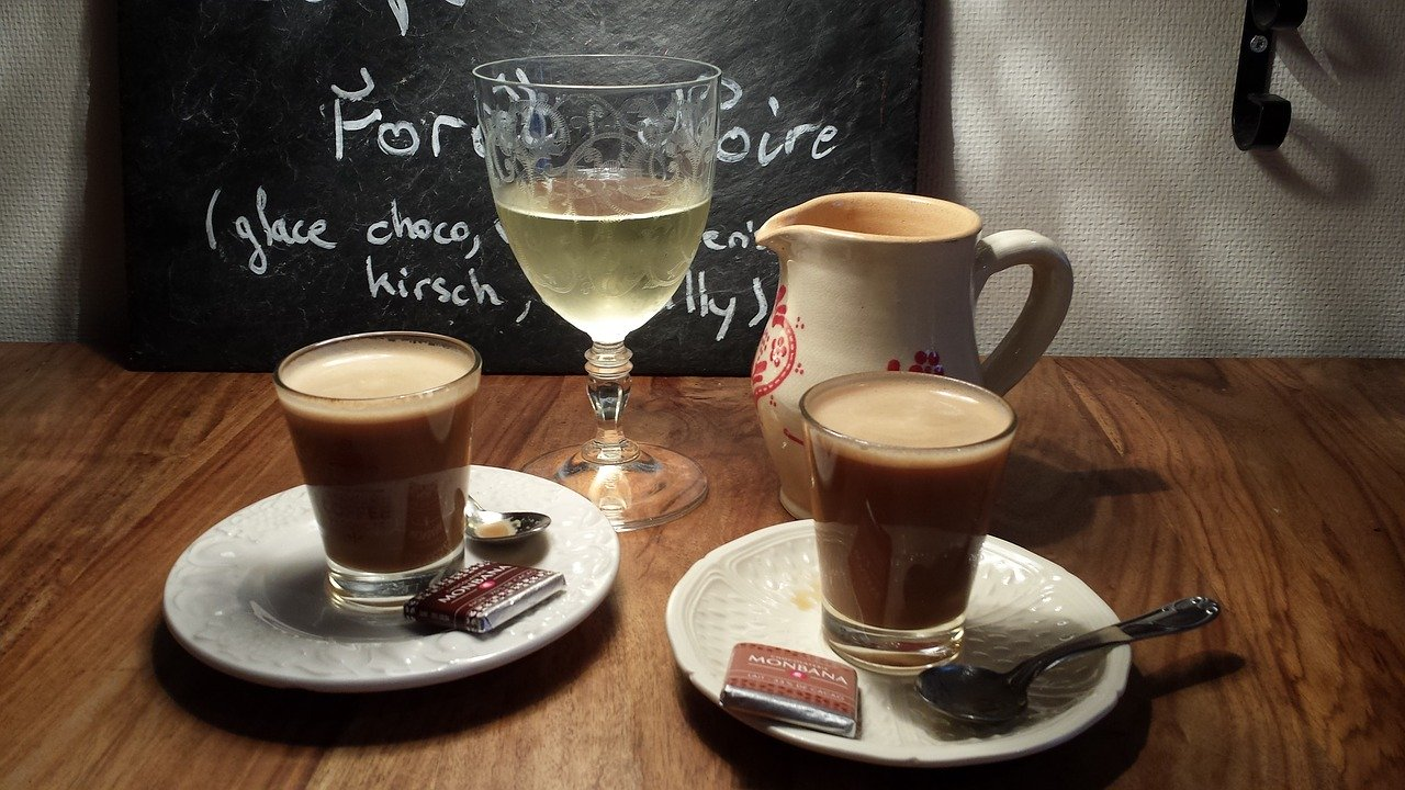 how coffee is similar to wine